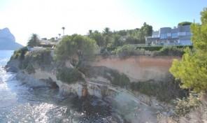 Вилла с видами на море от застройщика в Кальпе