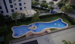 Квартира рядом с пляжем в Бенидорме