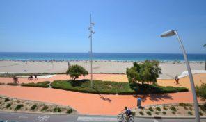 Квартира на первой линии пляжа в Бенидорме