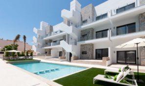 Новые квартиры рядом с пляжем от застройщика в Лос Ареналес дель Соль