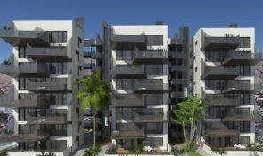 Новая квартира рядом с пляжем от застройщика в Бенидорме